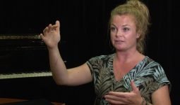 Hollandse Nieuwe: Annemijn Bergkotte – altvioliste Ragazze kwartet