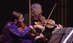 Juilliard String Quartet: Henri Dutilleux en Wolfgang Amadeus Mozart