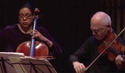 Juilliard String Quartet: Johannes Brahms   Strijkkwartet nr. 2, op. 51/2