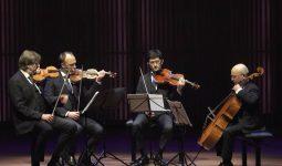 Quatuor Danel: Guillaume Lekeu en César Franck