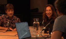Calliope Tsoupaki en Wiek Hijmans over 'Thin Air'