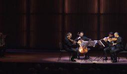 Borusan Quartet: Ahmed Adnan Saygun – Quartet No:1 Op 27.