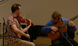 Flamenco Eric Vaarzon Morel & Oene van Geel