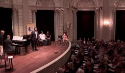 Dame Kiri Te Kanawa: masterclass Concertgebouw Amsterdam
