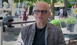 David Lang in gesprek met Aad van Nieuwkerk