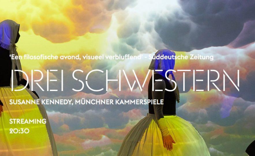 DREI SCHWESTERN  – Susanne Kennedy, Muncher Kammerspiele